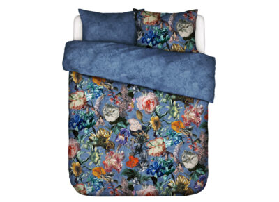 Essenza Home dekbedovertrek  Famke moonlight blue