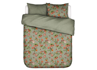 Essenza Home dekbedovertrek  Femm rosemary green
