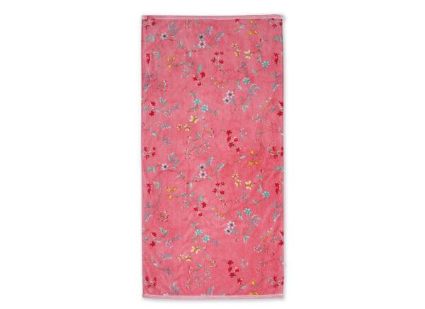 PIP Studio badgoed Les Fleurs roze
