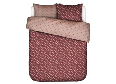 Covers&Co dekbedovertrek  Tulip Mania red