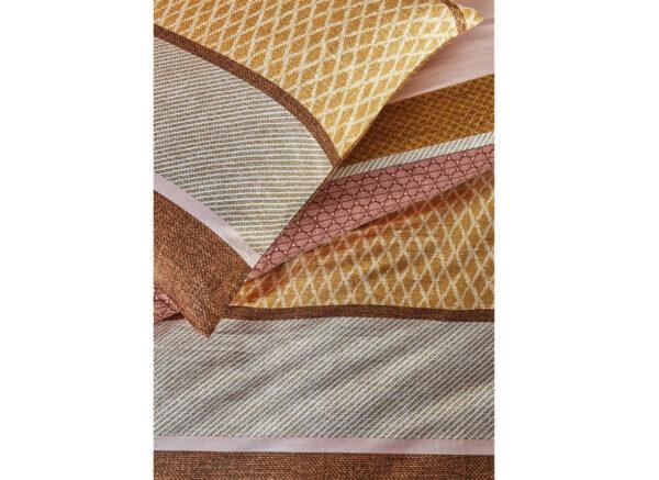 Beddinghouse dekbedovertrek Lian  geel