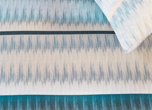 Kardol dekbedovertrek Palenque blauw