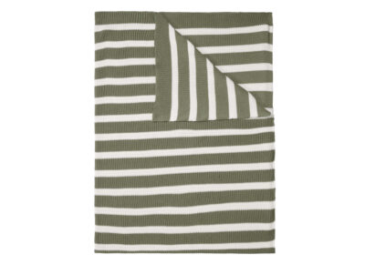 Marc O'Polo plaid Structure knit garden green