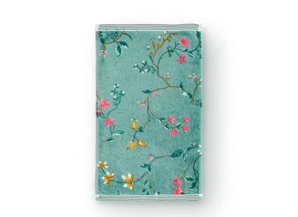 PIP Studio badgoed Les Fleurs green