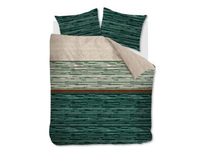 Beddinghouse dekbedovertrek Fardau green