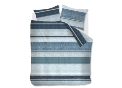 Beddinghouse dekbedovertrek Theodore blue