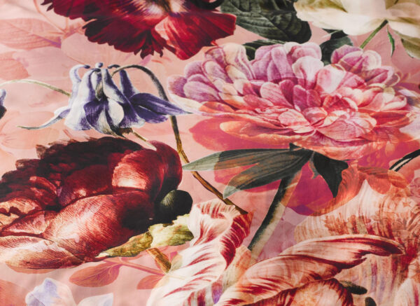 Essenza dekbedovertrek Anneclaire rose