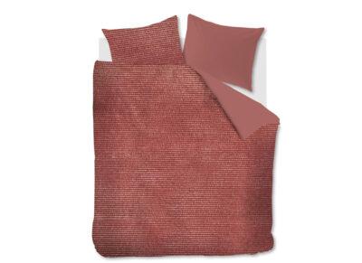 At Home dekbedovertrek Cosy Corduroy pink