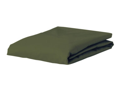 Essenza Home The Perfect Organic Jersey, forest green