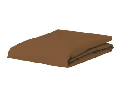 Essenza Home The Perfect Organic Jersey, leather brown